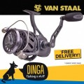 ForPressRelease.com - New Van Staal VM275 Machined Spin Fishing Reels