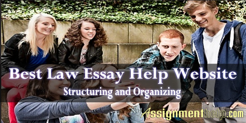 Law Essay Writing Help Service