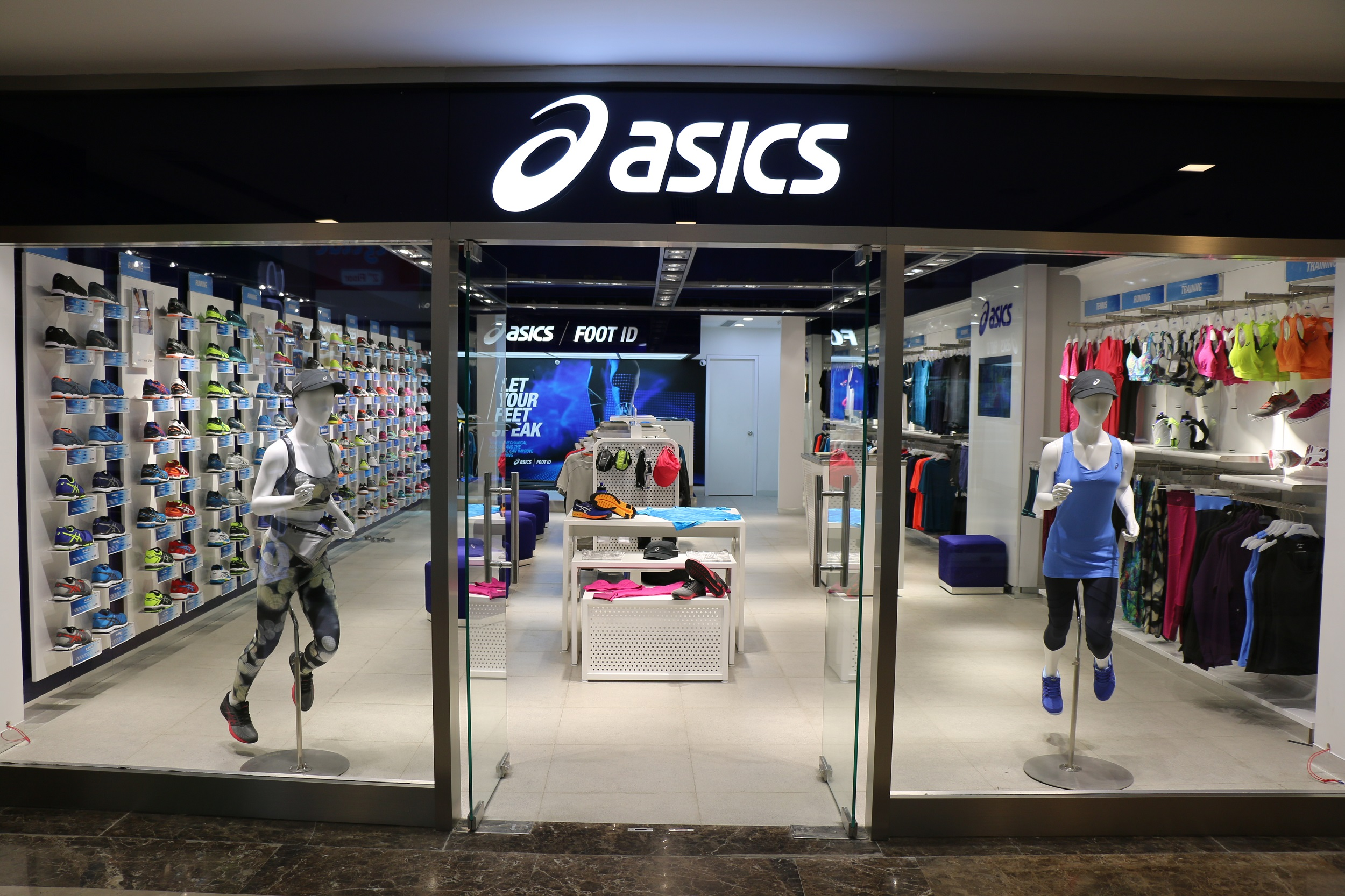 ASICS continues expansion, opens fifth store at Ambience Mall, Gurgaon