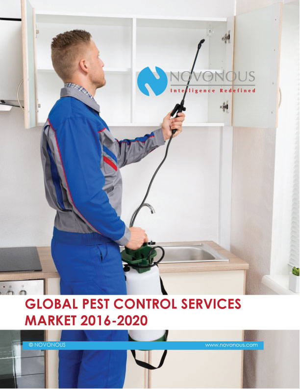 """global pest control services market trends The report titled """"global pest control services market: 2015 edition"""" analyzes the potential opportunities and significant trends in the pest control industry."""