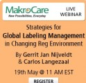 ForPressRelease.com - Webinar on Strategies for Global Labeling Management in Changing Reg Environment