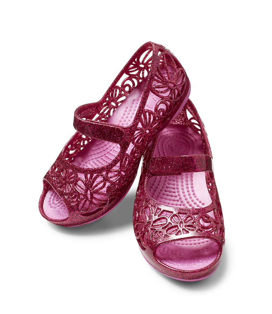 e20da2c5c Crocs unveil its new Isabella collection which is crafted to become an  instant hot choice with the ladies. This new collection for women is  designed keeping ...