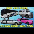 ForPressRelease.com - Clean Ride Limo Announces All New 16 Passenger Mercedes Limo Sprinter