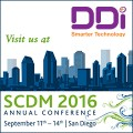 ForPressRelease.com - DDi is participating at SCDM 2016 Annual Conference in San Diego on 11-14 September