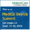 ForPressRelease.com - Visit MakroCare at 2nd Annual Medical Device Summit in San Diego, CA on 15th -16th Sep 2016