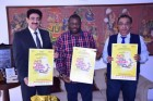 ForPressRelease.com - Poster of Global Literary Festival Noida Launched
