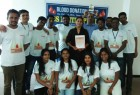 ForPressRelease.com - 150 employees of DBS Mintek Pvt Ltd donated blood  on the occasion of Ganesh Chaturthi