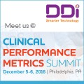 ForPressRelease.com - DDi at 13th Clinical Performance Metrics Summit, PA on 5-6 December 2016