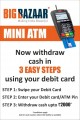 ForPressRelease.com - Customers Can Withdraw Upto Rs 2000 at all Big Bazaar & fbb Stores