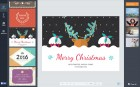 ForPressRelease.com - Stunning Templates of FotoJet Enable Users to Make Professional Christmas Cards in Minutes