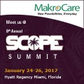 ForPressRelease.com - MakroCare at Scope Summit in Florida on 24-26 January 2017