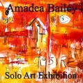 ForPressRelease.com - Amadea Bailey Awarded a One Month Solo Art Exhibition