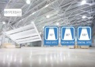ForPressRelease.com - GREEN CREATIVE Launches DLC Qualified HYPERBAY Series High Bay Luminaires