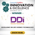ForPressRelease.com - DDi winner of 'CorporateLiveWire Innovation & Excellence Awards 2017' for Global Excellence in Life Science Technology