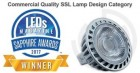 ForPressRelease.com - GREEN CREATIVE's MR16 8.5W High CRI LED Lamp Selected as a Winner of LEDs Magazine Sapphire Awards
