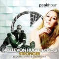 "ForPressRelease.com - Bluesy Pop Singer-Songwriter, Brielle Von Hugel Releases ""Stronger"" Featuring B.O.B. (Exodus vs. Sweet & Sour Remix) Out March 20th!"
