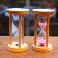 ForPressRelease.com - Optimal Shop Limited Showcases A Sophisticated 5-Minute Wooden Sand Timer For Sale On Amazon