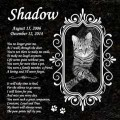 ForPressRelease.com - All Vickie's Visions Launches Laser Engraved Pet Memorial Plaques