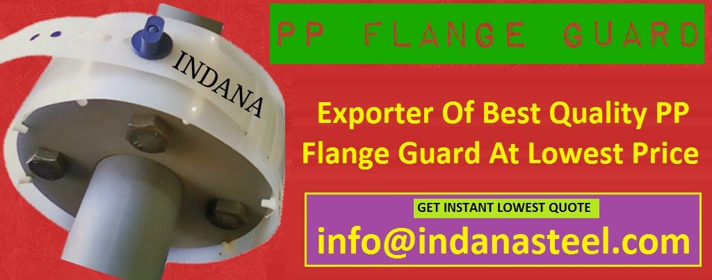Indana launches a wide range of Flange Guards - For Press ...
