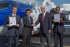 ForPressRelease.com - HondaJet Sets Two Speed Records Flying between the Northeast and South Florida