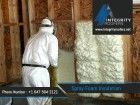 ForPressRelease.com - Integrity Roofers touches new heights with the new technology of Spray Foaming Insulation