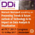 ForPressRelease.com - Mahesh Malneedi from DDi speaking on tools and technology in clinical data analysis at ITCT2017 Congress