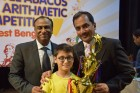 ForPressRelease.com - West Bengal's Largest Abacus & Mental Arithmetic Competition concluded at Kolkata, India