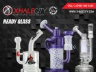 ForPressRelease.com - Xhale City announces the availability of over 45 brands in their online store