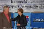 ForPressRelease.com - Kansas Motor Carrier Association announces their 2016 Safety Professional of the Year