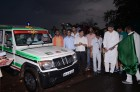 ForPressRelease.com - Ziqitza Health Care Ltd. flags off  70 New Ambulances in Madhya Pradesh for 108 Deendayal services