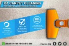 ForPressRelease.com - OZ Cleaning Solution Announced Carpet Cleaning Service in Melbourne, Australia