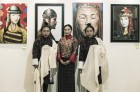 ForPressRelease.com - Princess of Bhutan inaugurated LPU International Students' debut Painting Exhibition- 'Warriors'