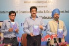 ForPressRelease.com - Nichod-A Book of Punesh Anand Released at Marwah Studios