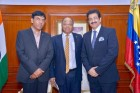 ForPressRelease.com - Sandeep Marwah Special Guest at Venezuela National Day