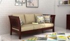 ForPressRelease.com - Wooden Space Unveils Its All New Range of 3 Seater Sofas Online