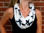 ForPressRelease.com - Heart On Your Sleeve Design Updates Blog With Emerging Cross Scarf Trend