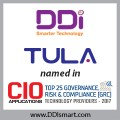 ForPressRelease.com - TULA recognized by CIO Applications magazine as