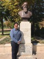ForPressRelease.com - Sandeep Marwah Paid Respect to Rabindranath Tagore in Hungary