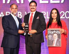 ForPressRelease.com - Forbes Middle East honours Masala King Dr. Dhananjay Datar with the Top 100 Indian Business Leaders in Arab World 2018
