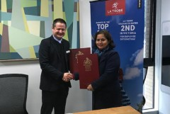 ForPressRelease.com - LPU signs MoU with one of the top Australian universities, La Trobe University