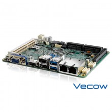 ForPressRelease.com - Vecow Launches EMBC-2000 Intel Atom x7-E3950 3.5 Inches Embedded Single Board Computer