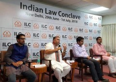 ForPressRelease.com - Indian Law Conclave was organized by Adhrit Foundation