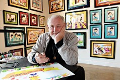ForPressRelease.com - Ron Campbell, Beatles Yellow Submarine Animator & Beatles Saturday Morning TV Cartoon Series Director To Appear Live