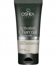 ForPressRelease.com - Oshea Herbals has introduced its new Active Charcoal Face Scrub