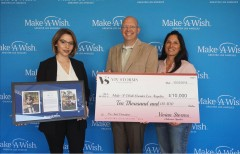 ForPressRelease.com - Viv Storms Fine Jewelry Donating Percentage of First Month's Sales to Make-A-Wish Greater Los Angeles