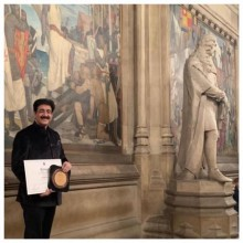 ForPressRelease.com - Sandeep Marwah Honored at Parliament of United Kingdom