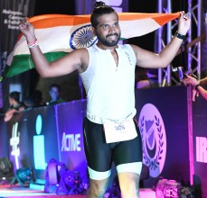 ForPressRelease.com - Ludhiana's Mukul Nagpaul to become States First Man to Win the Ironman Title
