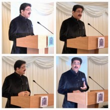 ForPressRelease.com - Sandeep Marwah Addressed at Churchill Hall of House of Common