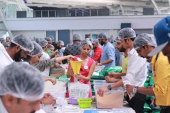 ForPressRelease.com - HERE Technologies partners with (RAHI) Rise Against Hunger India to pack 2.8 lakh meals and fight food poverty
