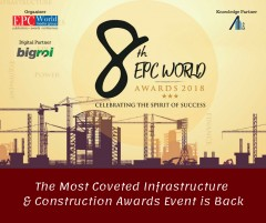 ForPressRelease.com - Upcoming EPC World Awards 2018 to be held at Hotel The Ashok on 19th December 2018
